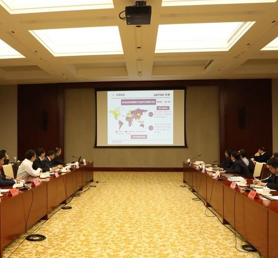 Anton and Shengli Oilfield Technical Exchange Symposium Held Successfully